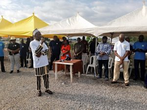 Community solicits Pastor inginla supports in fixing roads