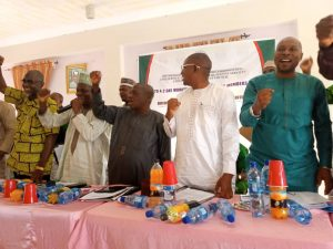 PHOTO NEWS: AUPCTRE ORGANIZES WORKSHOP FOR FCT MEMBERS OF THE STATE GOVERNING COUNCIL (SGC) OF THE UNION