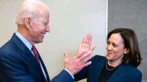 Joe Bidden Wins the election to become 46th President of the US/ Kamala Harris will serve as Vice President