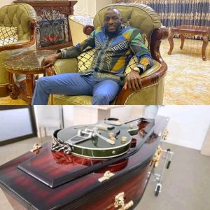 Zimbabwe Death Millionaire reportedly bought his own casket week ago