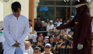 Indonesian Gay Couple Flogged 80 Times Under Sharia Law