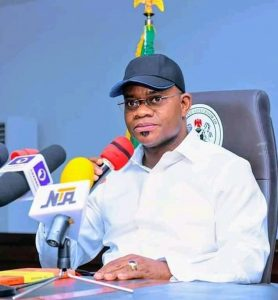 GYB2PYB Youth Group Lauds Gov.Bello Effort In Curbing Insecurity, Urges Others To Emulate His Strategies And Principle