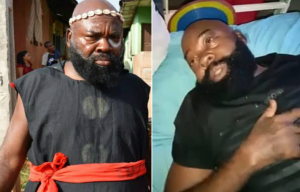 Nollywood Veteran Prince Emeka Ani Appeals For Financial Assistance To Pay Medical Bills