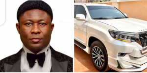 Jack-Rich Tien Denies Splashing Land Cruiser Gift To Nollywood Diva