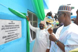 We're committed to building on foundation laid by Senator Al-makura, says Engineer Sule