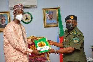 Buhari upgrades Marhai forest reserve to a national park