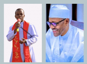 Presidency exposes Mbaka, Says Clergy wanted contract for supporting Buhari but was rebuffed
